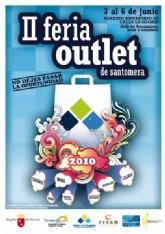 Santomera celebra su II Feria Outlet con la participación de 23 comercios