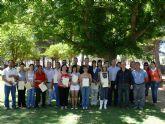Quince desempleados asisten a un curso de formación en jardinería y mantenimiento de espacios públicos urbanos