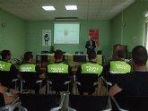 Blanca acoge una jornada de prevención al maltrato infantil dirigida a la Policía Local del Valle de Ricote