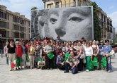 Más de 50 mujeres realizaron un viaje cultural a Elche a través del programa 'Hábitos Saludables'