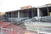 IU denuncia el abandono, desde hace semanas, de las obras de construcción de la Rotonda sobre la Rambla de la Santa