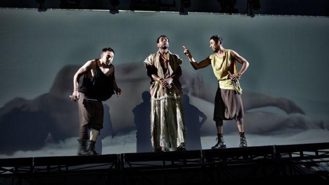 Molina de Segura acoge el estreno regional de la obra DEGUSTACIÓN DE TITUS ANDRÓNICUS, de La Fura dels Baus, los días 26 y 27 de noviembre - 1, Foto 1