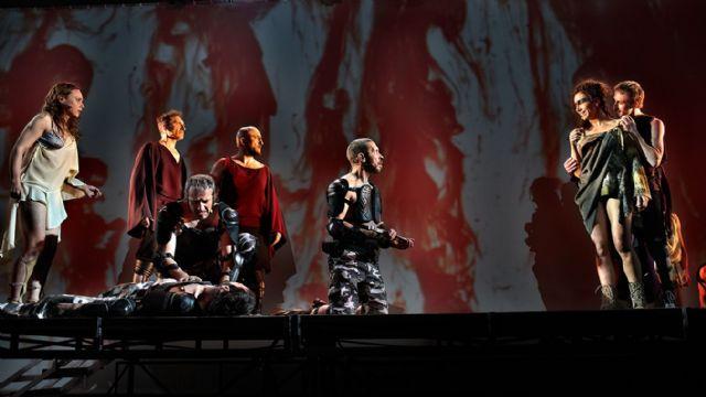 Molina de Segura acoge el estreno regional de la obra DEGUSTACIÓN DE TITUS ANDRÓNICUS, de La Fura dels Baus, los días 26 y 27 de noviembre - 2, Foto 2