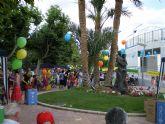 Las Torres de Cotillas se tiñe de verde para celebrar la 'I Semana del Medio Ambiente'