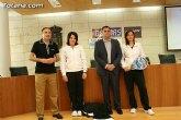 La Cabo María Belén Hernandez, en representación de la Policía Local de Totana, participará en los III Juegos Europeos de Policías y Bomberos