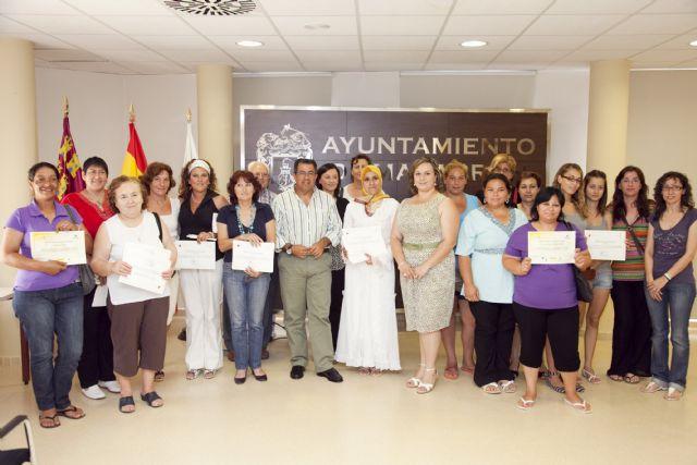 Mazarrón incentiva la formación en igualdad - 1, Foto 1