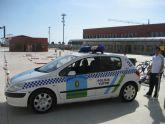 Nuevo vehículo policial para la Unidad de Policía Tutor