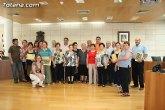 Los usuarios del Centro de Personas Mayores de El Paret�n-Cantareros cierran el curso