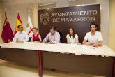La concejalía de infraestructuras reforzará el firme de nueve calles