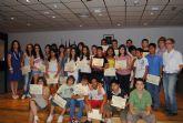 Alumnos del IES 'Ruiz de Alda' ganan el premio de la concejalía de Medio Ambiente sobre el paraje de La Hita