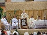 Suspendida la procesión del Patrón de Archena, el Corpus Christi, por la tarde, que este año cumple 100 años de esta concesión Papal