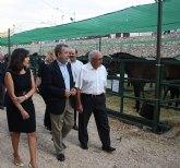 Inauguración de la Feria del Ganado en Fuente Álamo