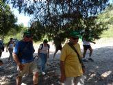 Más de un centenar de personas participan en la I Marcha por el Día Mundial del Medio Ambiente celebrada en Mula