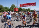 Más de un centenar de jóvenes ciclistas participan en la VIII Exhibición de Escuelas de la Región de Murcia celebrada en Puerto Lumbreras