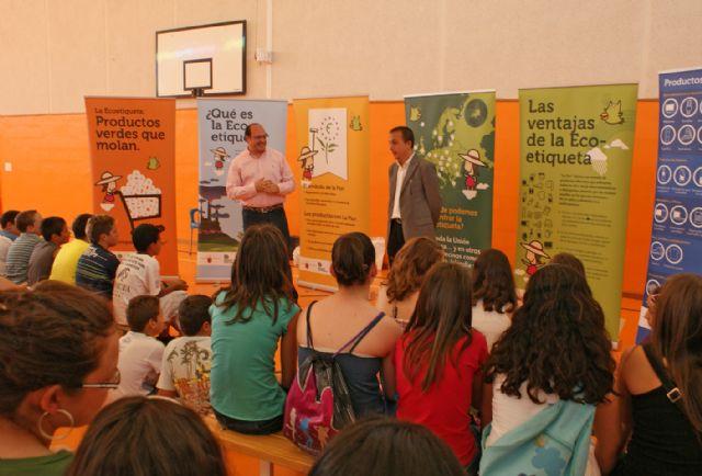 Puerto Lumbreras promueve charlas educativas medioambientales coincidiendo con el Mes del Medio Ambiente - 1, Foto 1