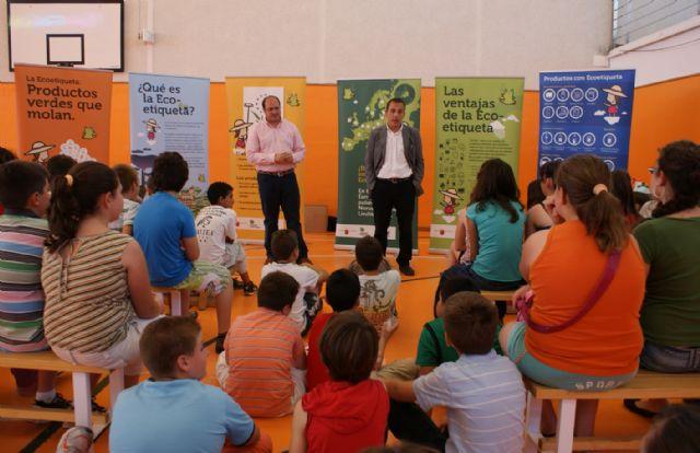 Puerto Lumbreras promueve charlas educativas medioambientales coincidiendo con el Mes del Medio Ambiente - 2, Foto 2