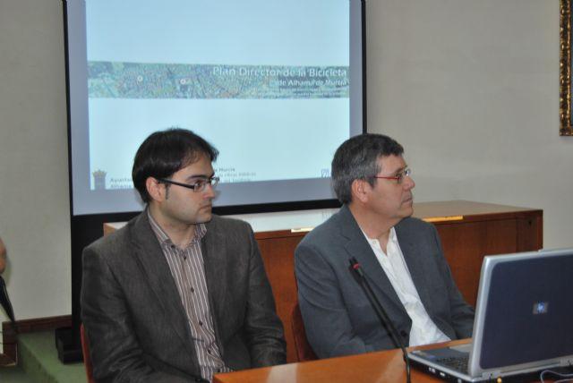 El Plan Director  fomenta el uso de la Bicicleta en la localidad, Foto 2
