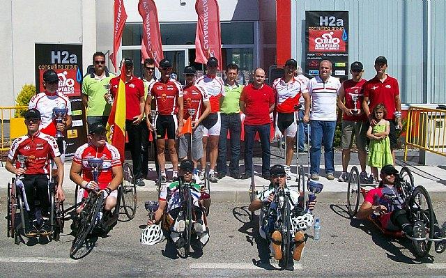 Puerto Lumbreras acogió con éxito el 'Criterium de Ciclismo Adaptado' - 1, Foto 1