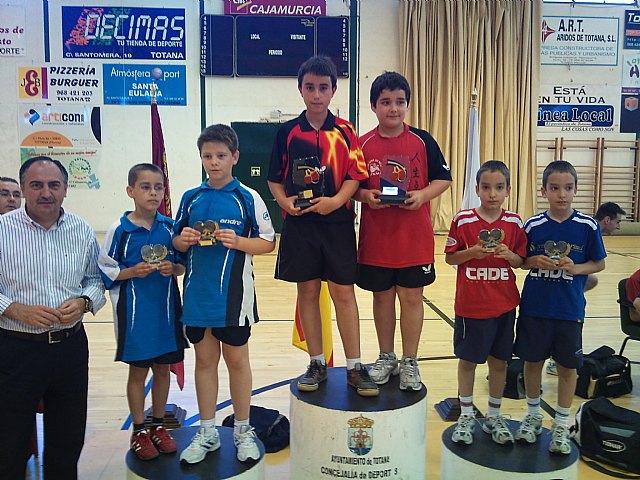 Dos bronces en el Campeonato Regional de Dobles, Foto 1