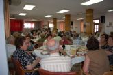 El Hogar de la 3a Edad de Alguazas celebra las Fiestas 2010