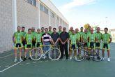 El Club Ciclista Pinatar estrena equipación