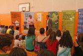 Puerto Lumbreras promueve charlas educativas medioambientales coincidiendo con el Mes del Medio Ambiente