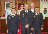 La Policía Local de Las Torres de Cotillas  cuenta con dos nuevos cabos en sus filas