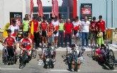 Puerto Lumbreras acogió con éxito el 'Criterium de Ciclismo Adaptado'