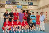 Campeonato de Fútbol Sala en Alguazas