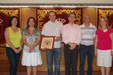 Alumnos y profesores del Proyecto Comenius visitan Alguazas