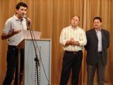 Entregan los diplomas de los cursos y talleres organizados por la Concejalía de Cultura durante la temporada 2009-2010