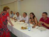 Jornada de puertas abiertas para degustar los menús saludables de Molina de Segura, Premio Estrategia Naos 2009 del Ministerio de Sanidad