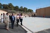 La Comunidad financia este año con más de 4,6 millones de euros 51 plazas del Centro de Reforma de Menores La Zarza