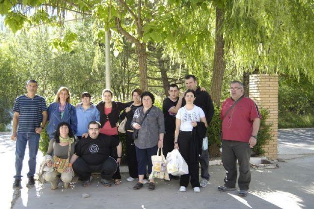 El Servicio de Atención Psicosocial Municipal viaja a la Sierra de Cazorla y las Villas, Foto 2