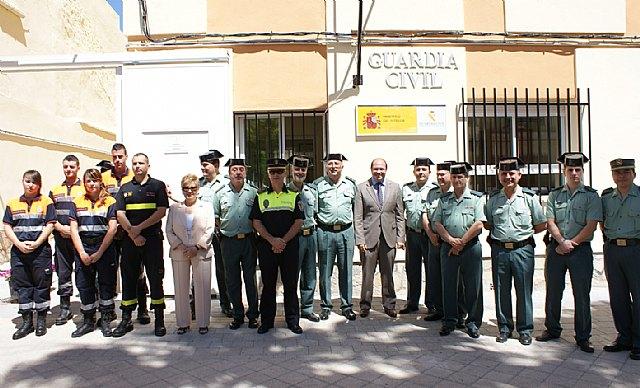 Inaugurada la Casa-Cuartel de la Guardia Civil de Puerto Lumbreras tras obras de mejora y remodelación - 3, Foto 3