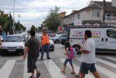 Voluntarios Viales se ocuparán de la seguridad a la entrada y salida de los colegios