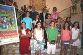 Entregados en el ayuntamiento los premios de la campaña 'crece en seguridad', en el que han participado los alumnos de 5° y 6° de primaria
