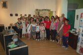Inaugurada la exposición del taller municipal torreño de cerámica