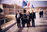 Inaugurado un jardín en Torre-Pacheco en homenaje a Jerónimo Gea Pérez