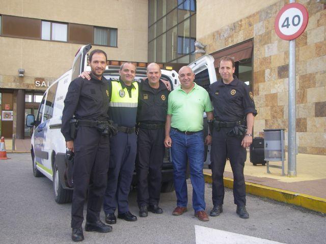 La Unidad Canina de la Policía Local de Totana participa en las II jornadas policiales y militares de guías caninos, Foto 2