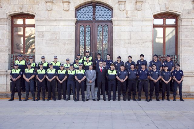Los policías veneran al Sagrado Corazón de Jesús - 1, Foto 1