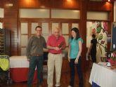 La asociación BATUTA Virginia se reunió el pasado domingo, día 13, para arropar a la directora molinense a su vuelta de Singapur