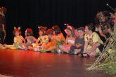 Los más pequeños de Alguazas disfrutan de las Fiestas 2010