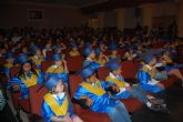 Cerca de cincuenta escolares del Monte Anaor se gradúan