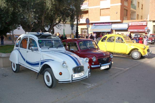 Mazarrón concentrará automóviles ´SEAT 600 y Citroën 2 CV´ - 1, Foto 1