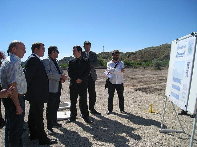 La Consejería de Cultura y Turismo invierte 398.000 euros en el nuevo Pabellón Polideportivo de Ricote - 1, Foto 1