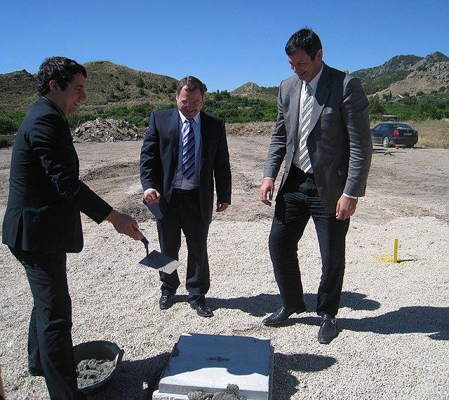 La Consejería de Cultura y Turismo invierte 398.000 euros en el nuevo Pabellón Polideportivo de Ricote - 2, Foto 2