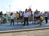 Clausura del programa de deporte escolar