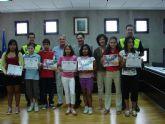 Entrega de premios del 'I concurso de maquetas  sobre Educación Vial'
