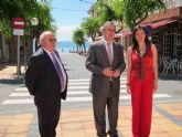 El Plan E permite realizar importantes mejoras en el entorno urbano de Los Alcázares